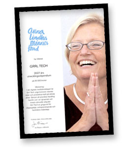 Anna Lindhs minnesfond