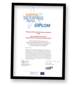European Enterprise Award
